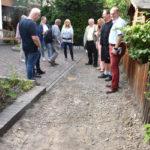 Harsche Kritik an Bauarbeiten in Resse